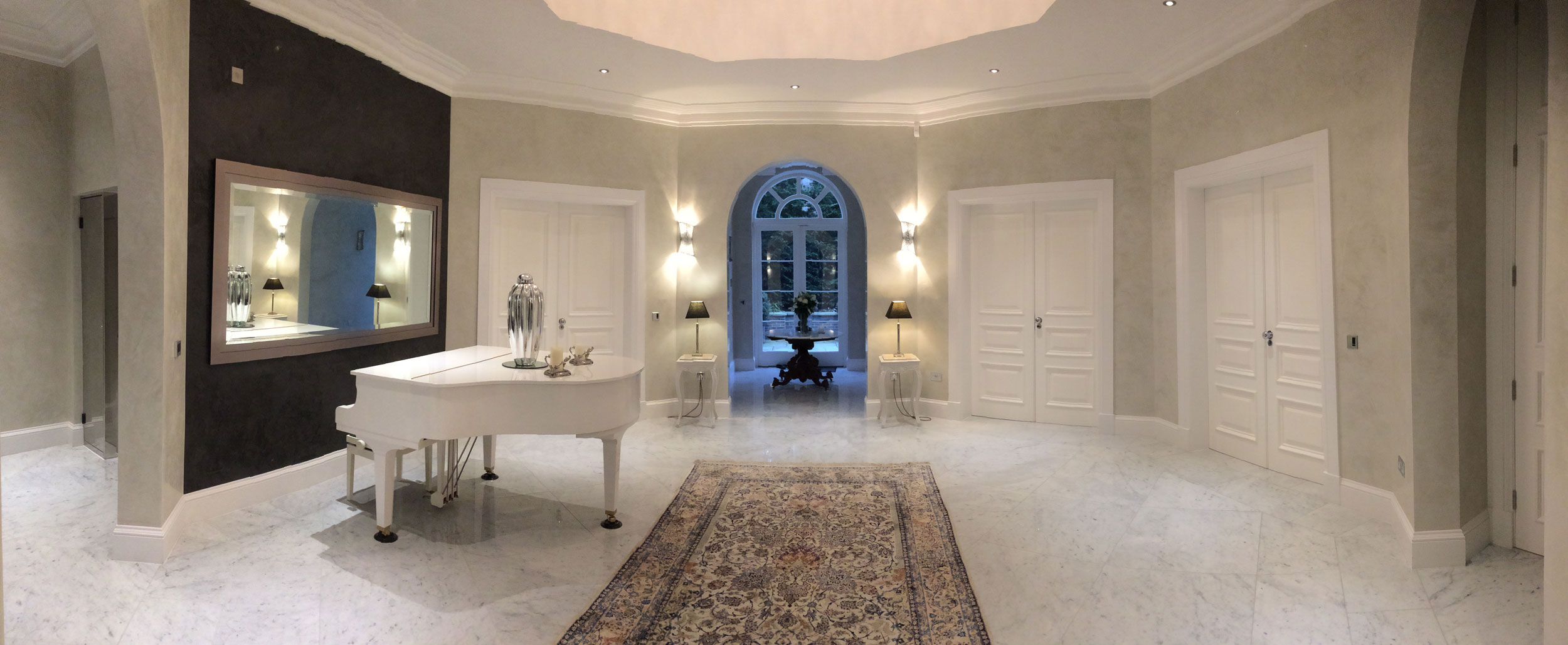 Lutron Homeworks in a classical residence
